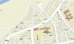 長岡市水道町にて現場見学会を行っております。